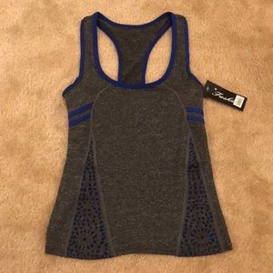 New Workout Tank Top